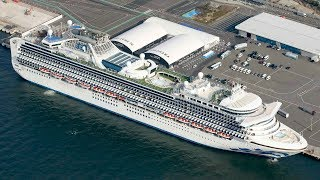 Diamond Princess cruise ship becomes biggest centre of COVID-19 outside China