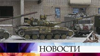 Представители ДНР и ЛНР передали главе спецмиссии ОБСЕ письмо.
