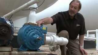Blackmer LGL3021 Sliding Vane Pump Installation
