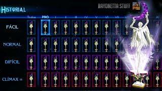 BAYONETTA 2 - [Pure Platinum Medals Mini Guide] - [Mini Guia Medallas Platino Puro]