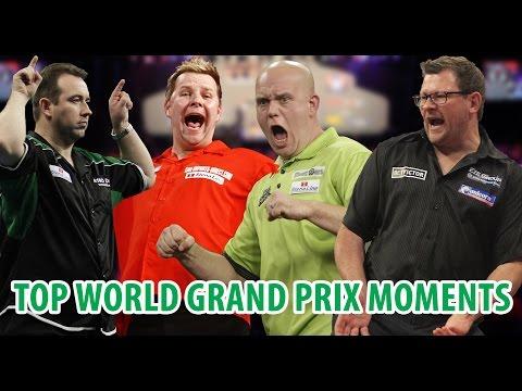 Top 5 Moments In World Grand Prix Darts!