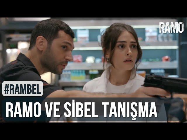 Ramo ve Sibel Tanışma Anı | #Rambel | Ramo