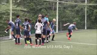 U13 JSSL Wilshere AYSL Day 1 First 3 Games