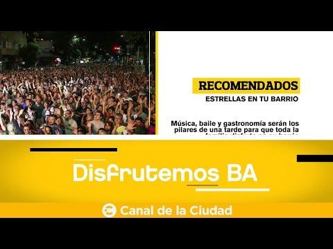 """<h3 class=""""list-group-item-title"""">Recomendados: Miradores de Bs.As, Estrellas en tu barrio y mucho más en Disfrutemos BA</h3>"""