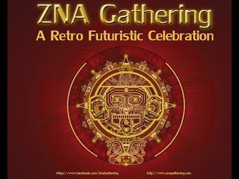 ZNA Gathering 2013 - A Retro Futuristic...