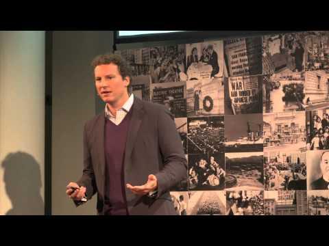 Hacking the brownfields: John Paul Farmer at TEDxMarketStreet