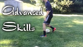 Top 5 Best Advanced Soccer Attacking Skills To Beat A Defender Soccer Skills To Use In a Game