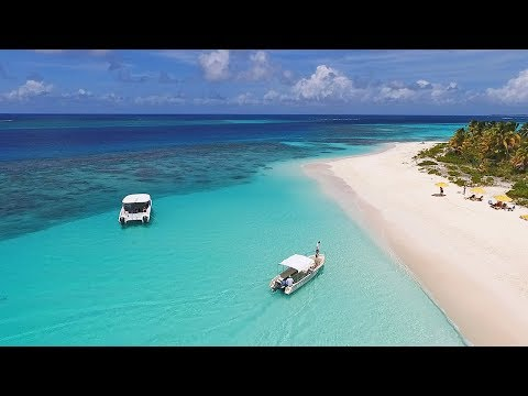 30 Minutes Relaxing on The Beach: Shoal Bay, Anguilla