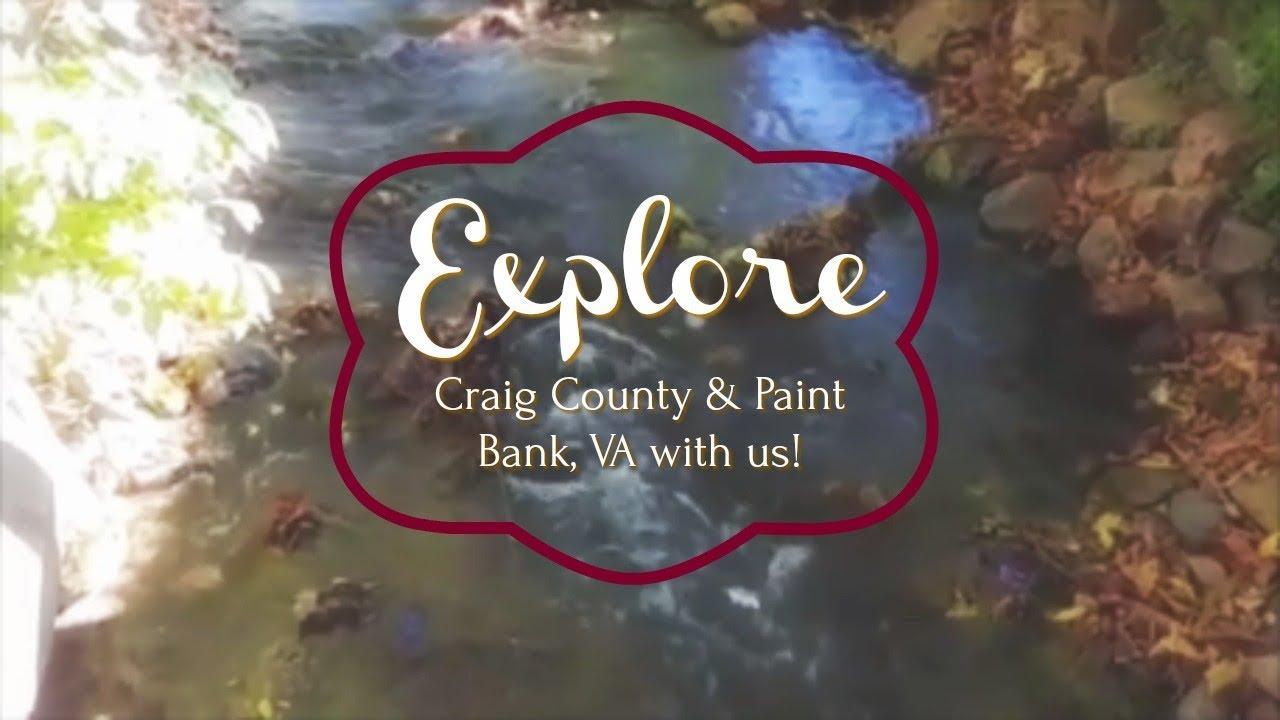 Paint Bank Va Trip Swinging Bridge Restaurant Vlog