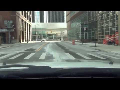 Road Trip 2013 Detroit MI, Downtown