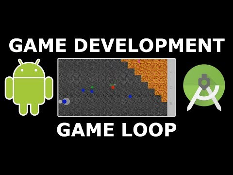 Ep. 02 - Game Loop | Android Studio 2D Game Development