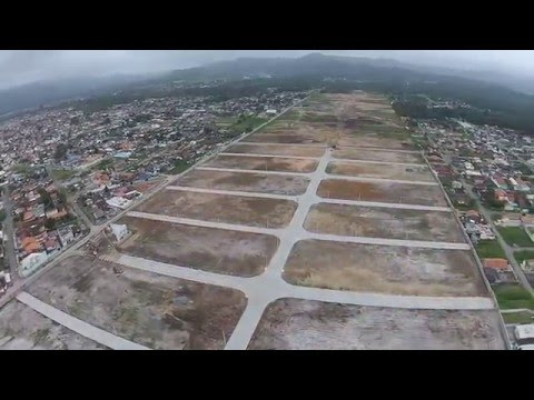 Imagens com Drone condominio Flora Rica Peruibe-SP