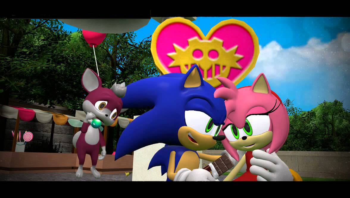 Sonic The Hedgehog Steps To Love YouTube