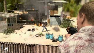 007 Quantum Of Solace Mission 5: Shanty Town Walkthrough