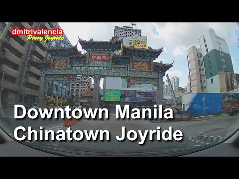 Pinoy Joyride - Downtown Manila / Chinatown Joyride
