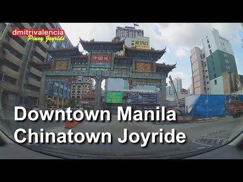 Pinoy Joyride - Downtown Manila / Chinatown Joyride