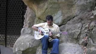 National Supro Collegian Guitar Demo in Santa Barbara