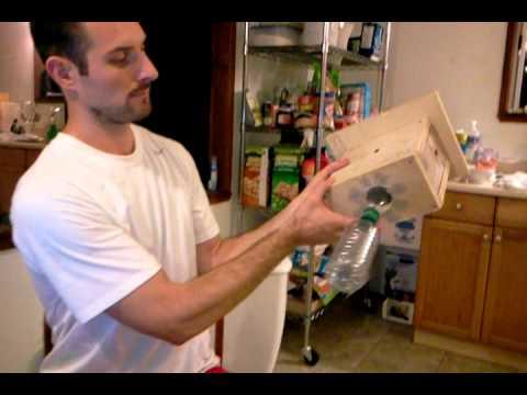 Jason Explains Carpenter Bee Trap