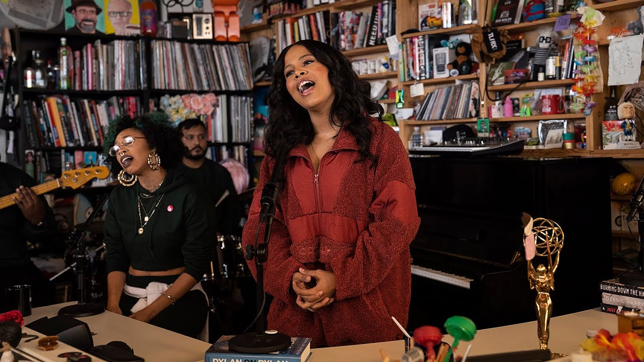 Baby Rose: NPR Music Tiny Desk Concert