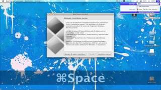 Windows Partition, Löschen, erstellen (Formatieren) und Installieren auf dem Mac/ 3 in 1/ Boot Camp