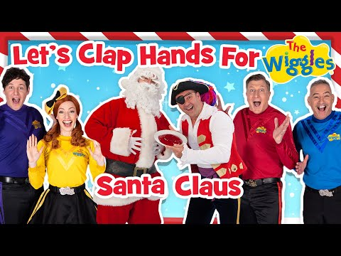 The Wiggles: Let's Clap Hands For Santa Claus
