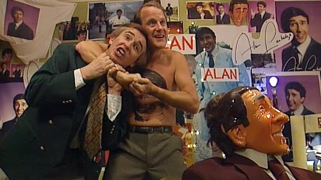 Image result for alan partridge obsessed fan