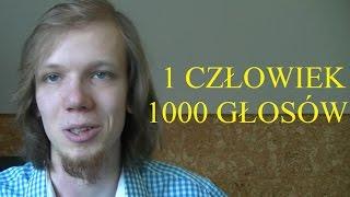 1 CZŁOWIEK 105 GŁOSÓW feat. Dulin65