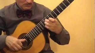 37. Ю. Кузнецов Уроки игры на гитаре Англ. песня практика