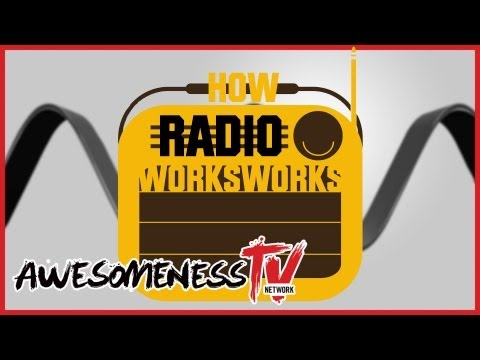 RadioXTRA - GEEK WEEK - How Radio Works