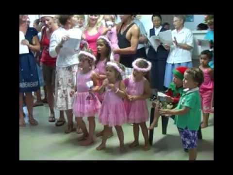 Hospital Comforts Christmas carols.mp4