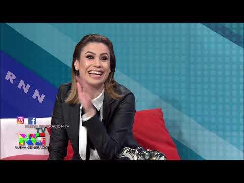 BARBARA PLAZA EN NUEVA GENERACION TV