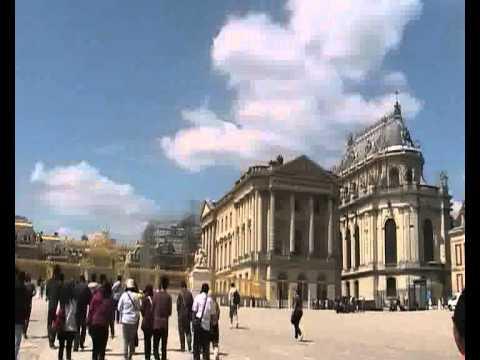 พระราชวังแวร์ซายส์ Versailles ปารีส