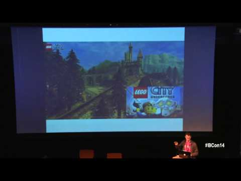 Blender in a triple A Game Studio - Aidy Burrows