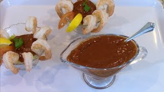 How to Make Cocktail Sauce for Shrimp & Oysters - Quick and Easy Recipe