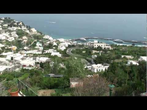 (HD)travel to Italy,Napoli Isola di Capri
