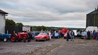 Visits to Two Vintage Societies in Ireland