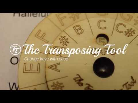 How To Transpose Chords Quickly And Easily Youtube
