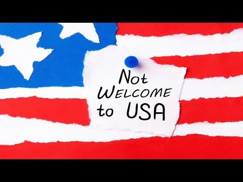 Политическое убежище в США по новым правилам #177 Видео дневник эмигранта