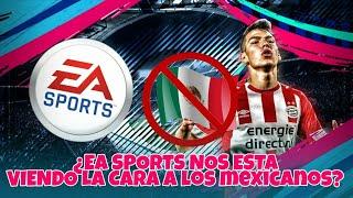 ¿EA Sports Nos Está Viendo la Cara? - FIFA 19 No es lo que Esperamos los Mexicanos