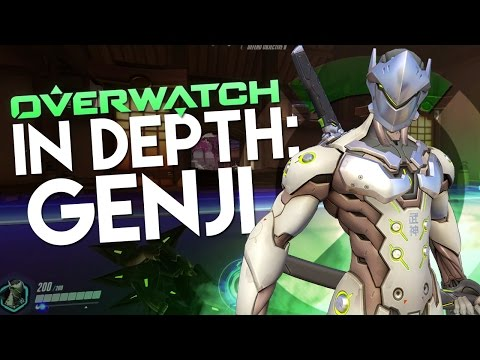 Overwatch In Depth: Genji Guide