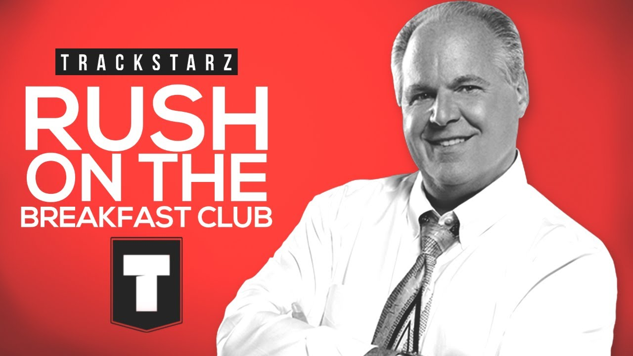 Rush Limbaugh on the Breakfast Club - sound off
