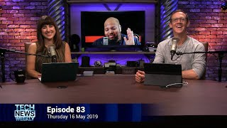 Too Much AI Whiskey - Tech News Weekly 83