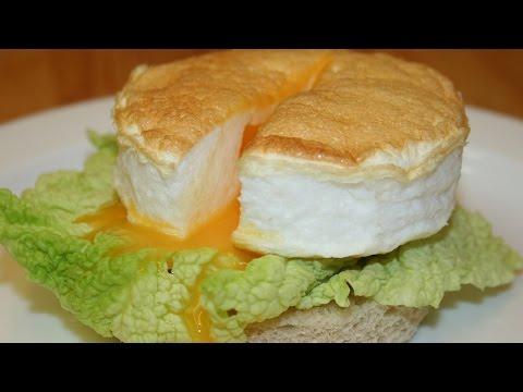 Воздушная яичница рецепт. Как приготовить вкусные яйца