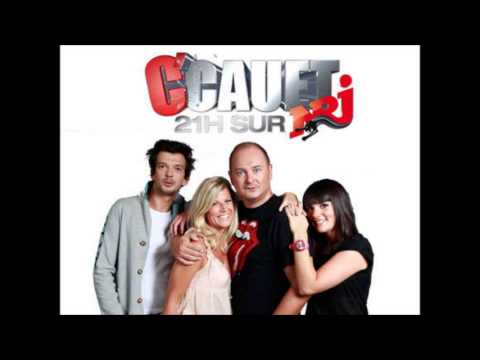 Cauet - Amel Bent est l'invitée de Cauet (18-10-2012) sur NRJ