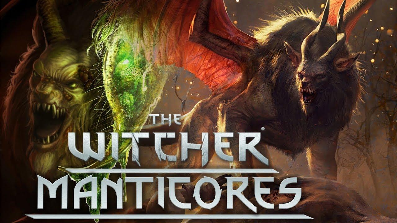 Manticore armor witcher 3