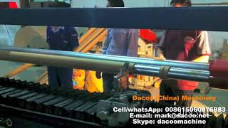 High Speed Paper Tubes Cutter Machines with 3 shafts ( TZ-A5-3S )-2