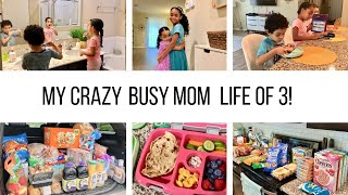 CRAZY BUSY LIFE OF A MOM OF 3 // MOM MOTIVATION //Jessica Tull
