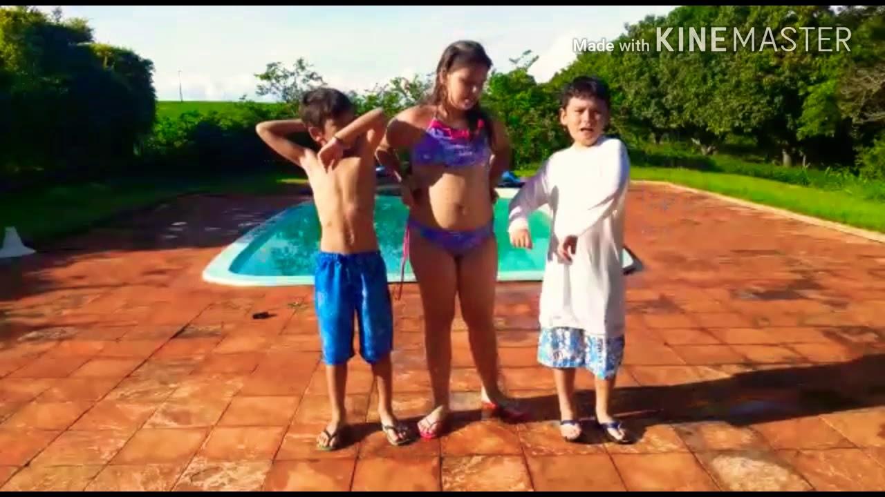 Desafio da piscina