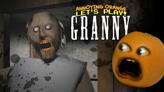 Granny! Annoying Orange Plays