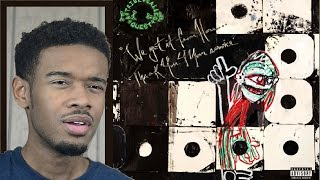 ATCQ - WE GOT IT FROM HERE... THANK YOU 4 YOUR SERVICE First REACTION/REVIEW